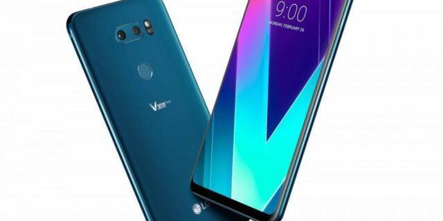 LG V35 ThinQ, ağustos ayında satışa çıkacak