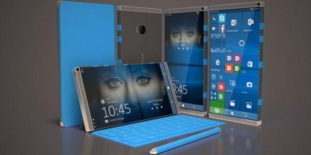 Microsoft, Surface Phone'dan vazgeçmedi