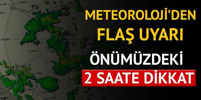 Son dakika! Meteoroloji'den Ankara için sağanak uyarısı! İşte son hava durumu raporu