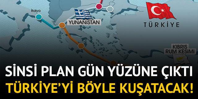 ABD'den Türkiye'ye Doğu Akdeniz kıskacı