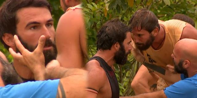Survivor 83. bölüm fragmanı! Adem ve Turabi çıldırdı! 'Senin gibi adamları parçalarım. Kolpa dövüşçü'