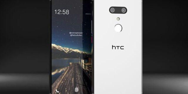 Üst düzey HTC U12 Plus kendini gösterdi