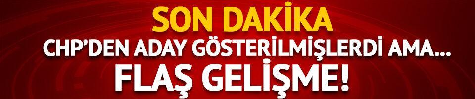 CHP'nin adayları için YSK'ya itiraz