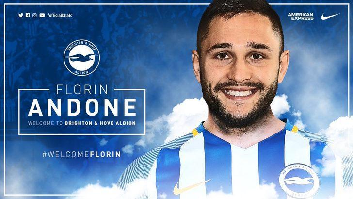 FLORIN ANDONE | Deportivo > Brighton & Hove Albion | BONSERVİS BEDELİ: 6 milyon Euro