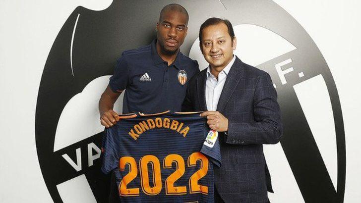 GEOFFREY KONDOGBIA | Inter > Valencia | BONSERVİS BEDELİ: 25 milyon Euro