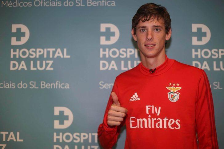 GERMAN CONTI | Colon > Benfica | BONSERVİS BEDELİ: 3.5 milyon Euro