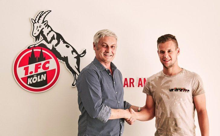 LOUIS SCHAUB | Rapid Wien > Köln | BONSERVİS BEDELİ: 3.5 milyon Euro