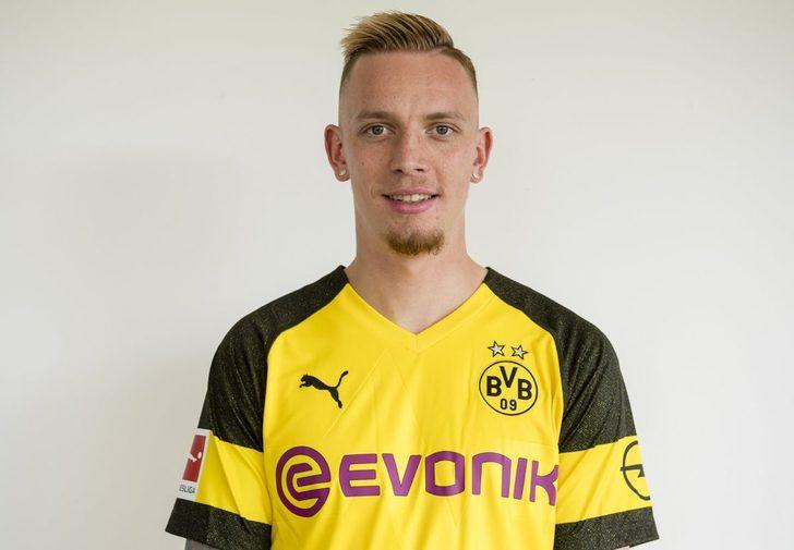 MARIUS WOLF | Eintracht Frankfurt > Borussia Dortmund | BONSERVİS BEDELİ: 5 milyon Euro