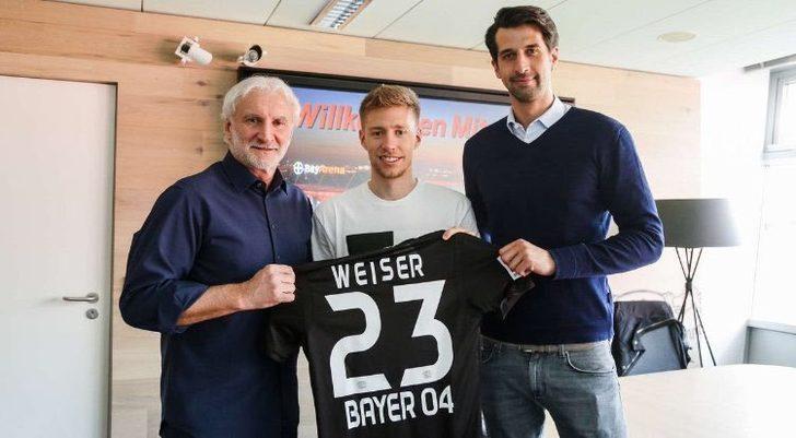 MITCHELL WEISER | Hertha Berlin > Leverkusen | BONSERVİS BEDELİ: 12 milyon Euro