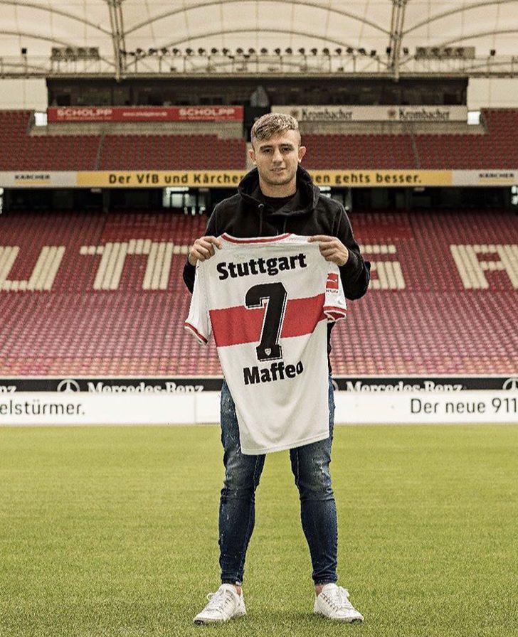 PABLO MAFFEO | Manchester City > Stuttgart | BONSERVİS BEDELİ: 10 milyon Euro