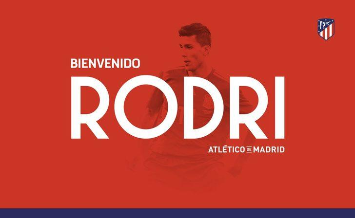 RODRI | Villarreal > Atletico Madrid | BONSERVİS BEDELİ: 20 milyon Euro