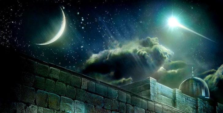 3) İsra ve Mirac mucizesi: