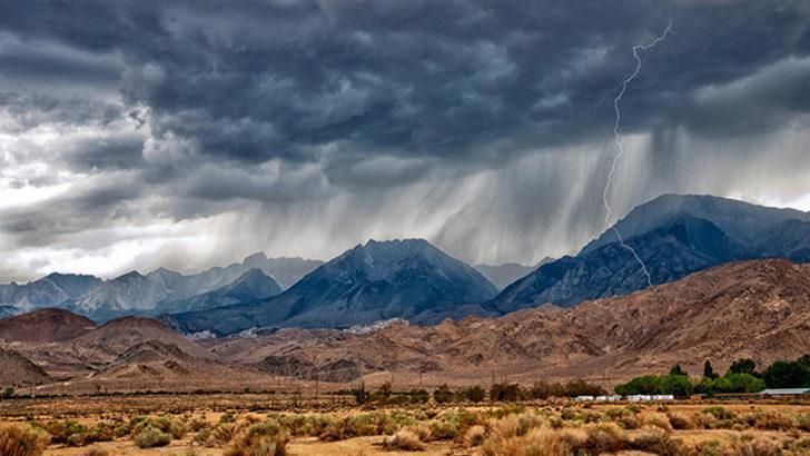 6) Yağmurun hemen yağması mucizesi: