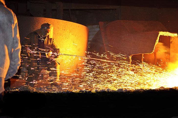 8- Ereğli Demir ve çelik Fabrikaları T.A.Ş