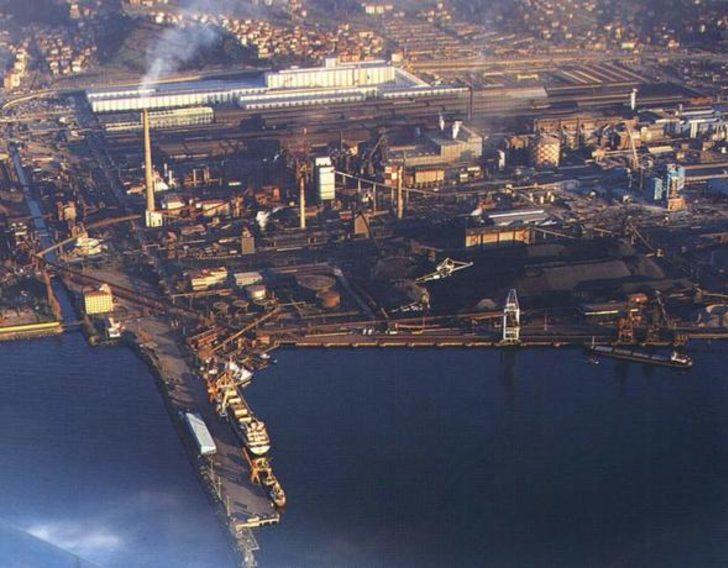 7- İskenderun Demir ve çelik fabrikaları A.Ş