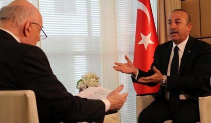Dışişleri Bakanı Mevlüt Çavuşoğlu ile Alman gazeteci Tim Sebastian arasında gerginlik