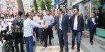 Tüfenkci: Türkiye'yi sıkıştırmak isteyenlere en güzel cevabı esnaf kardeşlerim verecek