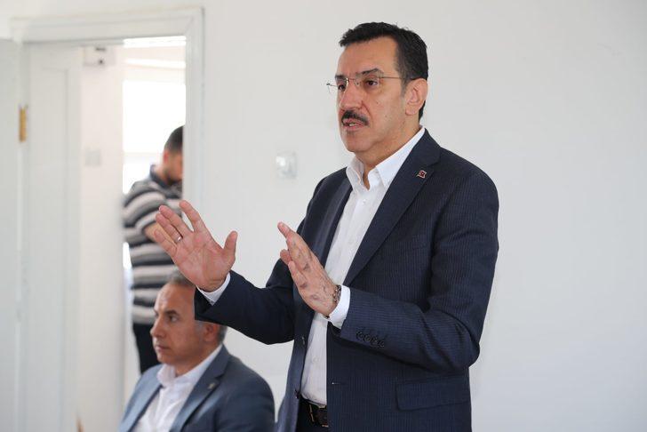 Bakan Tüfenkci: Türkiye'nin istikbalini ve istiklalini her şeyin üstünde tutuyoruz
