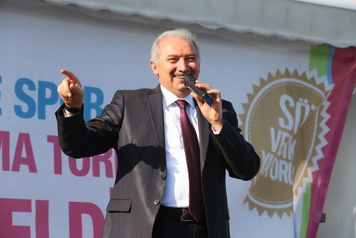 İBB Başkanı Mevlüt Uysal açıkladı: Atatürk Havalimanı dışında İstanbul'a 5 'Millet Bahçesi' daha