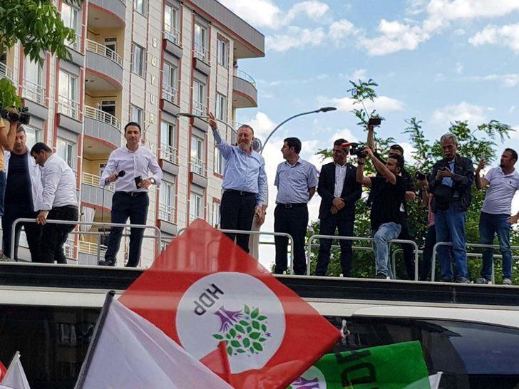 HDP Eş Genel Başkanı Temelli: İktidar düşecek, faiz vedöviz de düşecek