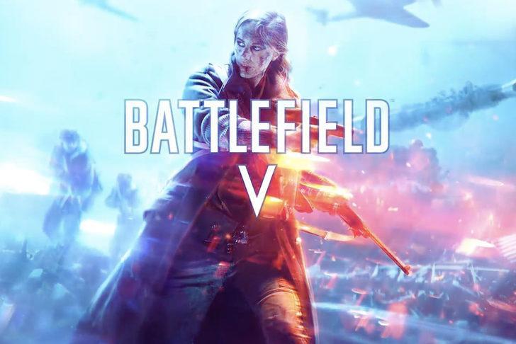 Fortnite ve  PUBG'ye yeni rakip: Battlefield 5