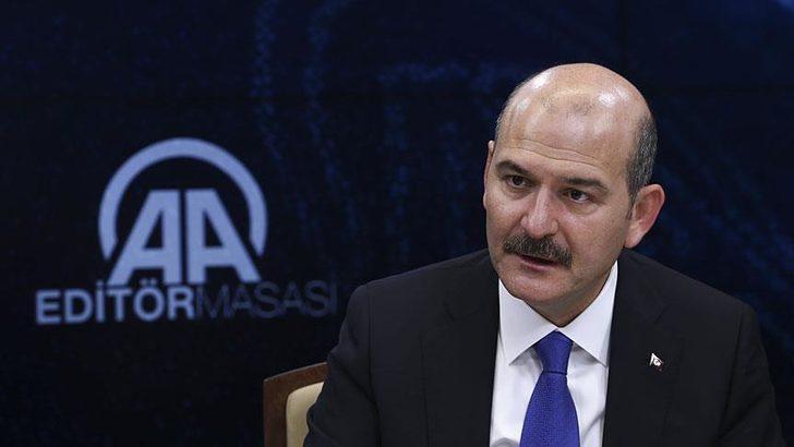 İçişleri Bakanı Soylu: TBMM, kara lekeyi sildi