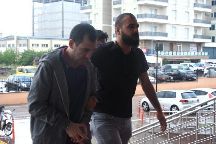 'Askeri Casusluk Davası'nın hakimi, Yunanistan'a kaçarken yakalandı