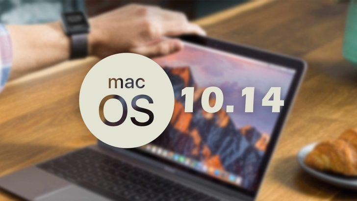 MacOS Mojave 10.14 tanıtıldı! İşte MacOS Mojave 10.14'ün tüm özellikleri