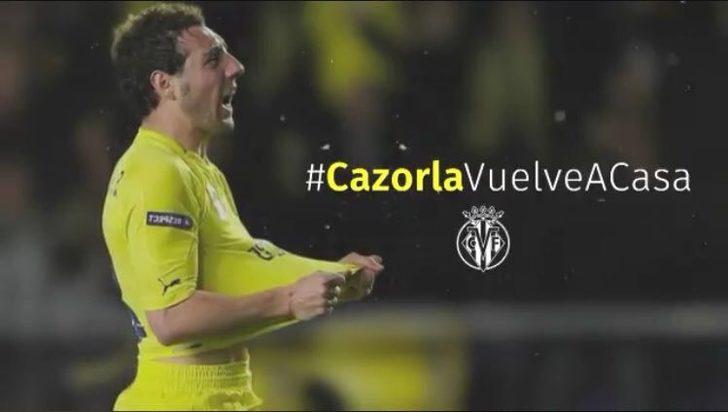 SANTI CAZORLA | Arsenal > Villarreal | BONSERVİS BEDELİ: Yok