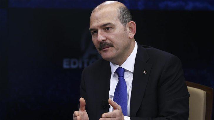 İçişleri Bakanı Süleyman Soylu açıkladı: MLKP ile ABD'liler görüştü