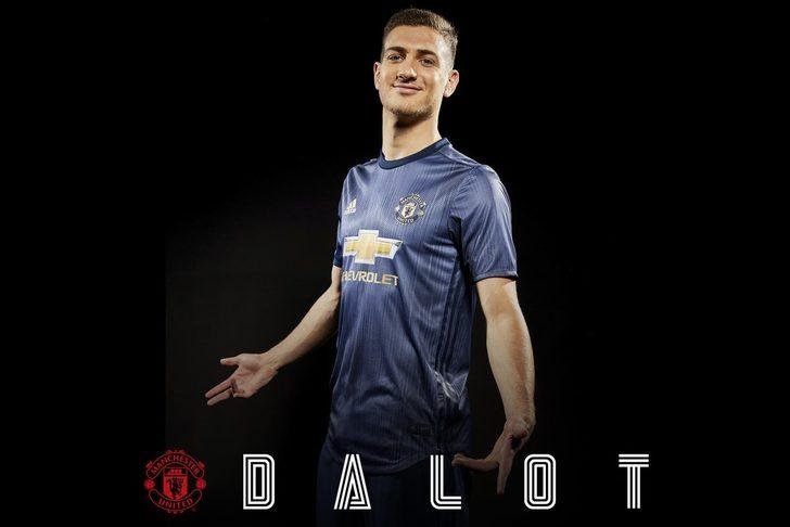 DIOGO DALOT | Porto > Manchester United