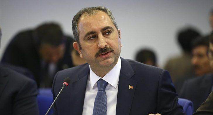 Adalet Bakanı Abdülhamit Gül'den Eylül cinayeti ile ilgili son dakika açıklama