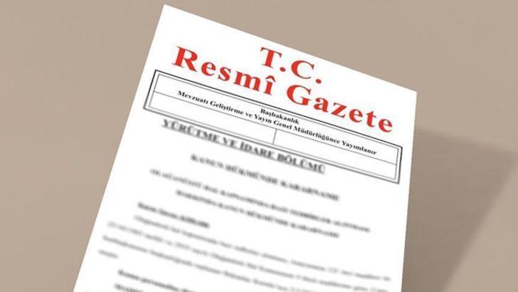 Resmi Gazete'de yayımlandı! Lisansları bakanlık kararı ile iptal edildi