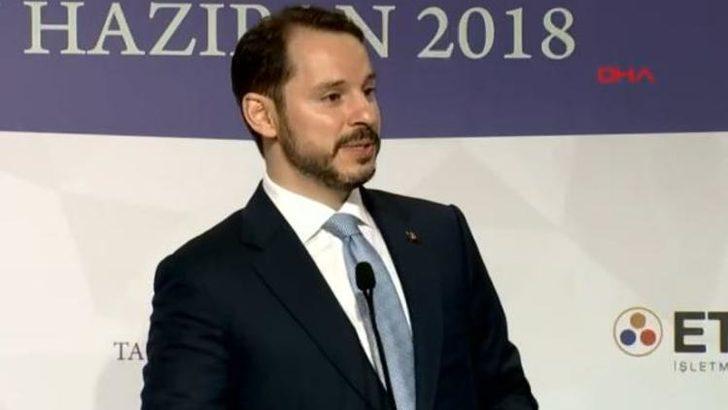 Enerji Bakanı Albayrak, Balıkesir'de bor karbür tesisi kurulacağını açıkladı