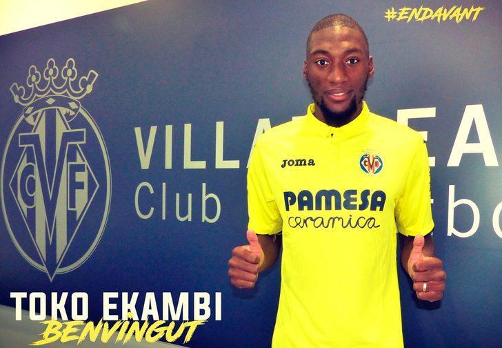 KARL TOKO EKAMBI | Angers > Villarreal | BONSERVİS BEDELİ: 18 milyon Euro
