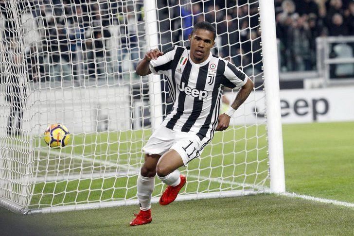 Juventus, Douglas Costa'nın bonservisini Bayern Münih'ten aldı!