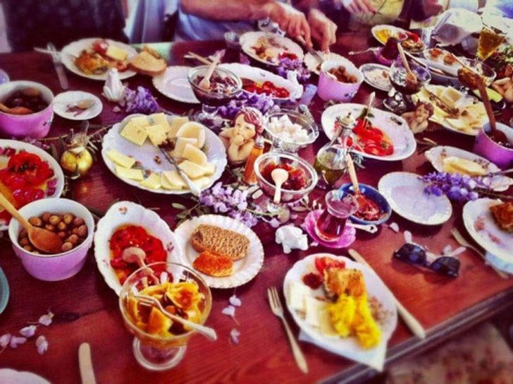 Ramazan sofrasında bu yiyecekleri bulundurmayın