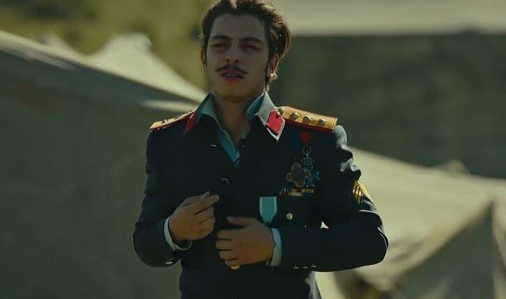 Vatanım Sensin veda etti; Boran Kuzum üniformayla gitti
