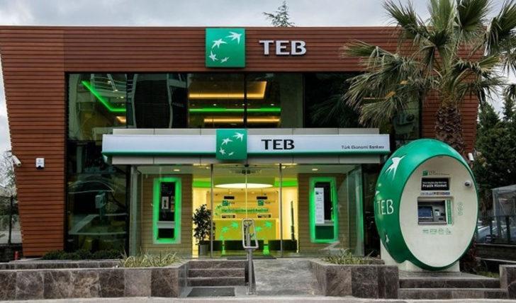 TEB Konut Kredisi faizini yüzde 0,97'ye düşürdü