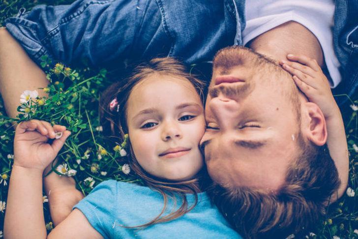 Şampiyon baba ve çocuklarına 'şampiyon babam' etkinliği