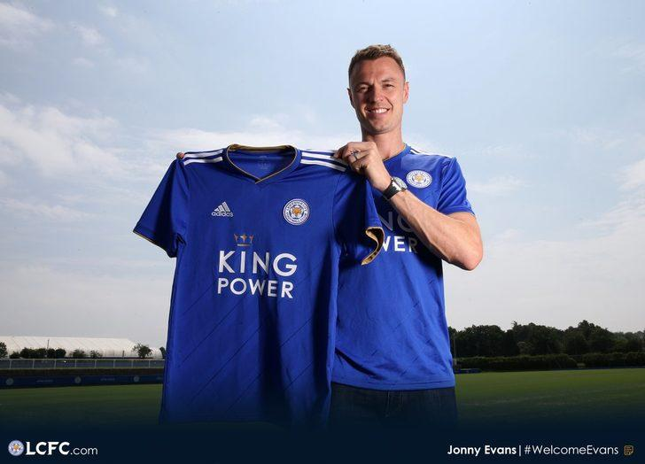 JONNY EVANS | WBA > Leicester City | BONSERVİS BEDELİ: 4 milyon Euro
