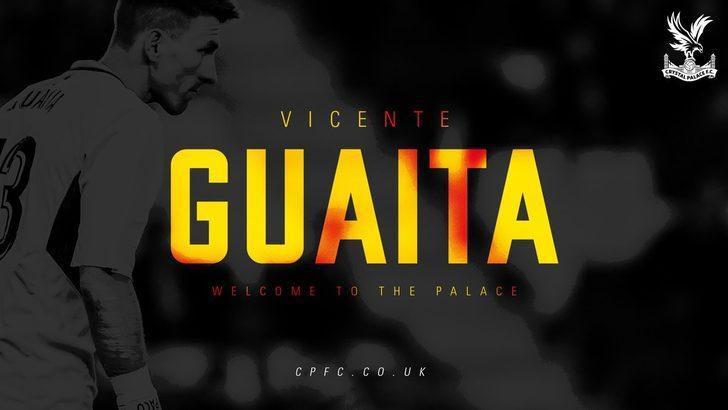 VICENTE GUAITA | Getafe > Crystal Palace | BONSERVİS BEDELİ: Yok