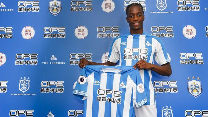 TERENCE KONGOLO | Monaco > Huddersfield Town | BONSERVİS BEDELİ: 20 milyon Euro