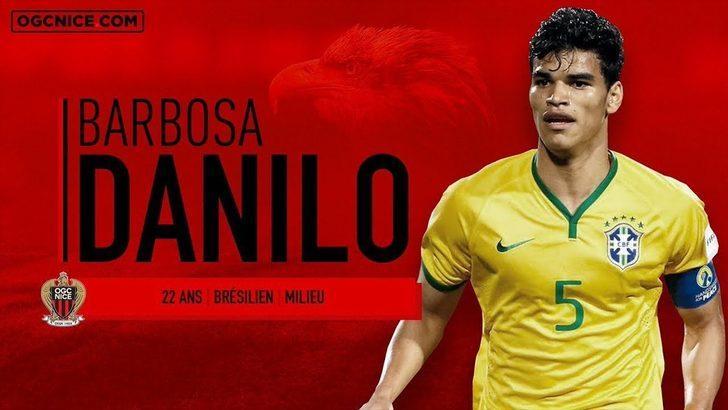DANILO BARBOSA | Braga > Nice | BONSERVİS BEDELİ: 12 milyon Euro