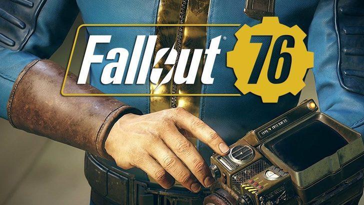 Efsane geliyor! Fallout 76'nın çıkış tarihi E3'te açıklandı
