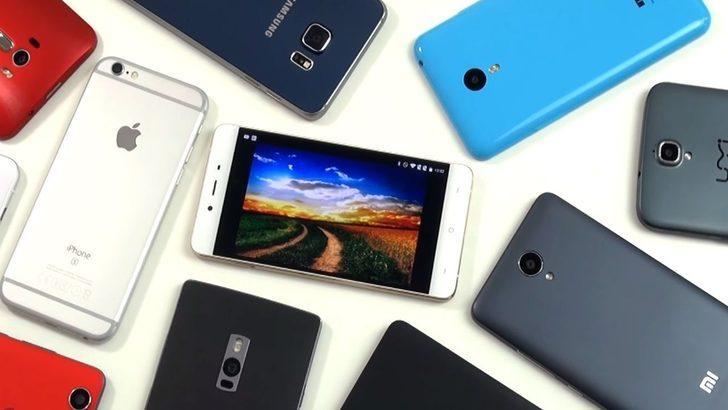 2018 yılının en çok satan akıllı telefonu belli oldu!