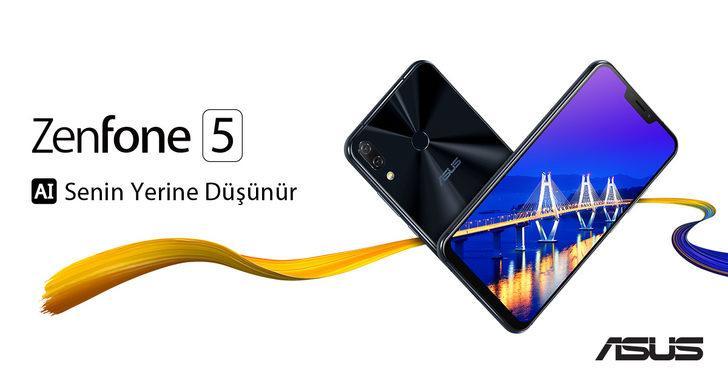ASUS'un teknoloji sever babalara hediyesi ZenFone 5