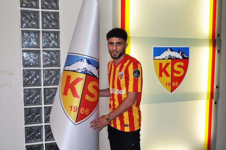 Bilal Başacıkoğlu Kayserispor ile 3 yıllık sözleşme imzaladı!