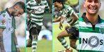 Sporting Lizbon'da 4 oyuncu sözleşmelerini tek taraflı feshetti!