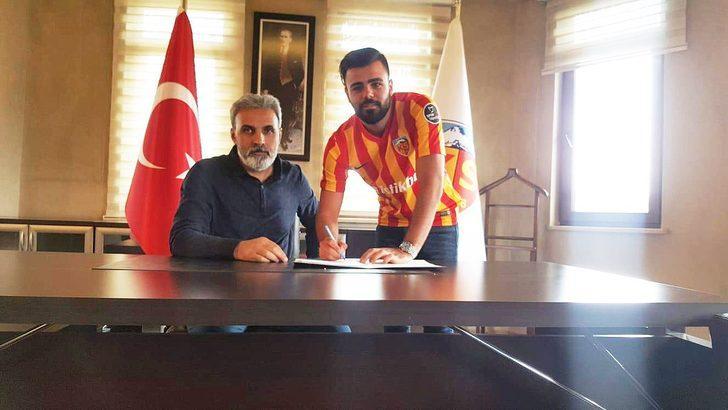 HASAN HÜSEYİN ACAR | Eskişehirspor > Kayserispor